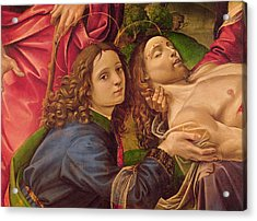 The Lamentation Of Christ Acrylic Print by Capponi