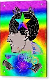The Main Idea Acrylic Print by Eric Edelman