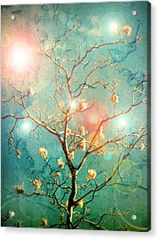 The Memory Of Dreams Acrylic Print by Tara Turner