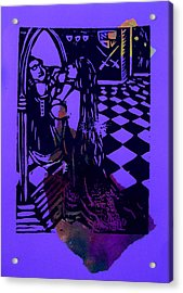 The Mirror Room IIi Acrylic Print by Adam Kissel