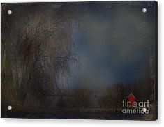 The Ol Farm Of Butternut Hill Acrylic Print by The Stone Age