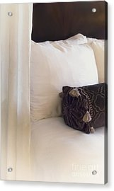 The Pillow Acrylic Print by Margie Hurwich
