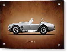 The Shelby Cobra Acrylic Print by Mark Rogan
