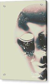 The Solace Of Stillness Acrylic Print by Jorgo Photography - Wall Art Gallery