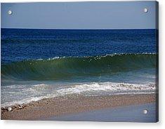 The Song Of The Ocean Acrylic Print by Susanne Van Hulst