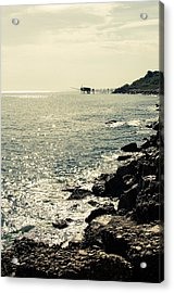The Sound Of Summer 2 Acrylic Print by Andrea Mazzocchetti
