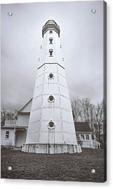 The Steel Tower Acrylic Print by Scott Norris