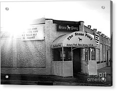 The Stone Pony  Acrylic Print by Olivier Le Queinec