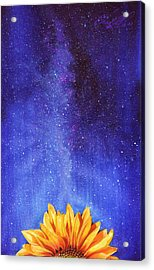 The Sun And The Stars Acrylic Print by Chad Glass