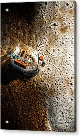 The Tide And Its Takers Acrylic Print by Jorgo Photography - Wall Art Gallery