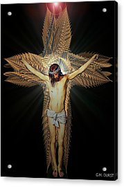 The Transformation Acrylic Print by Michael Durst