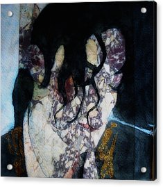 The Way You Make Me Feel Acrylic Print by Paul Lovering