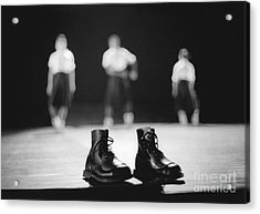 This Boots Are Made For Dancing Acrylic Print by Philippe Taka