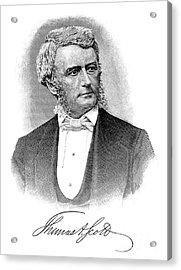 Thomas Scott (1823-1881) Acrylic Print by Granger