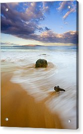 Tied To The Past Acrylic Print by Mike  Dawson