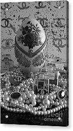 Timeless Accessories Acrylic Print by To-Tam Gerwe