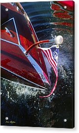 Touch Of Class - Lake Geneva Wisconsin Acrylic Print by Bruce Thompson