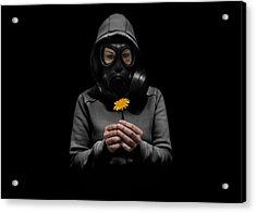 Toxic Hope Acrylic Print by Nicklas Gustafsson
