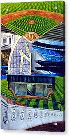 Tradition Acrylic Print by Chris Ripley