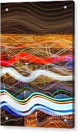 Trailblazing Acrylic Print by Az Jackson