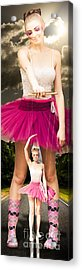 Travel Down Your Own Road And Dance To Your Own Beat Acrylic Print by Jorgo Photography - Wall Art Gallery
