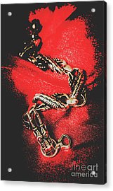 Treasures From The Asian Silk Road Acrylic Print by Jorgo Photography - Wall Art Gallery
