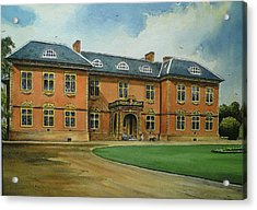 Tredegar House Acrylic Print by Andrew Read