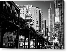 Trump Tower Acrylic Print by George Imrie Photography