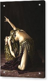 Turkish Delight Acrylic Print by Richard Young