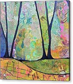 Twilight I Acrylic Print by Shadia