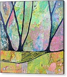 Twilight Iv Acrylic Print by Shadia