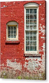 Twins Acrylic Print by Christopher Holmes