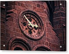 Two Fifty Three Acrylic Print by Christopher Holmes