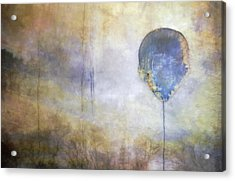 Up Up And Away... Acrylic Print by Scott Norris