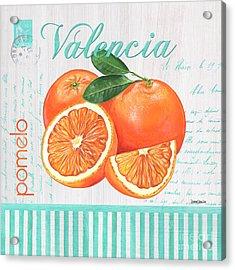 Valencia 1 Acrylic Print by Debbie DeWitt