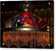 Variegated Antiquity Acrylic Print by DigiArt Diaries by Vicky B Fuller