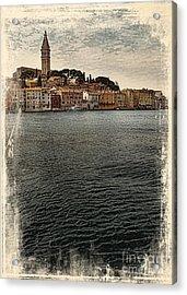 Venetian Old Town Acrylic Print by Svetlana Sewell