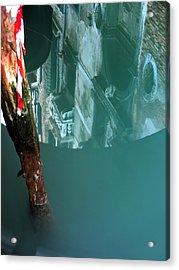 Venice-11 Acrylic Print by Valeriy Mavlo