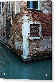 Venice-20 Acrylic Print by Valeriy Mavlo