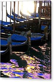 Venice-7 Acrylic Print by Valeriy Mavlo