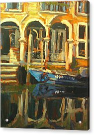 Venice Acrylic Print by Brian Simons