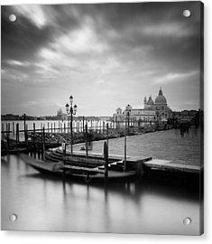 Venice Acrylic Print by Nina Papiorek