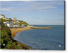 Ventnor Bay Acrylic Print by Rod Johnson