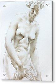 Venus1b Acrylic Print by Valeriy Mavlo