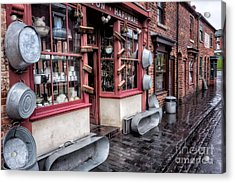 Victorian Stores Acrylic Print by Adrian Evans