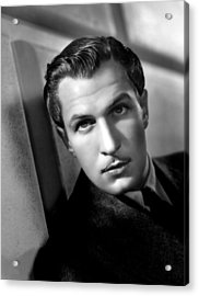 Vincent Price, Universal Pictures, C Acrylic Print by Everett