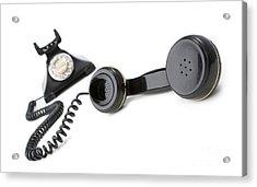 Vintage Phone  Acrylic Print by Igor Kislev