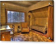 Vintage Room Acrylic Print by Jason Evans