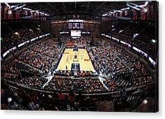 Virginia Cavaliers John Paul Jones Arena Acrylic Print by Replay Photos