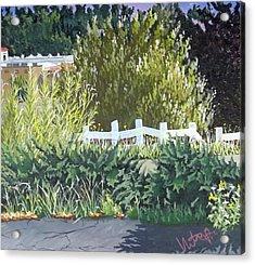 Vista California Acrylic Print by Hector Perez